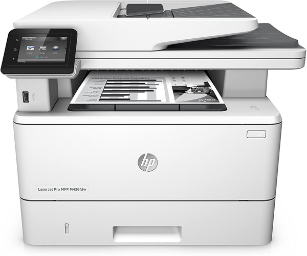 Picture of HP M426fdw  4 IN 1 LASER COLOR WITH WIFI
