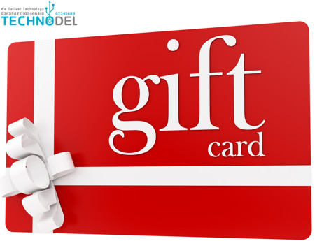 Picture of TechnoDel Gift Cards