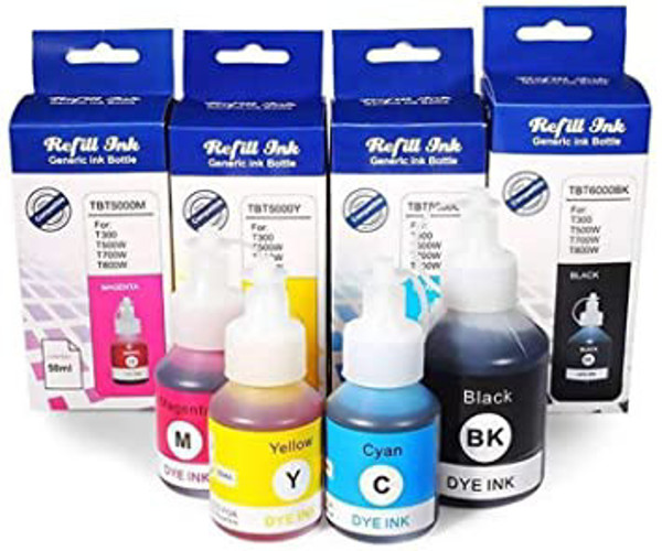 Picture of INK Brother T- Series Compatible DCP-T300, T500W, T700W, T800W, T510W