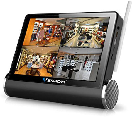 Picture of NVS-K200 Wireless NVR with P2P IP Camera