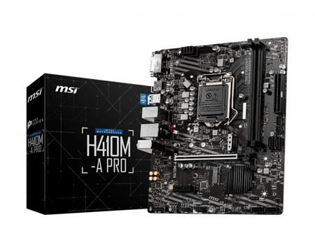Picture of MSI H410M-A PRO