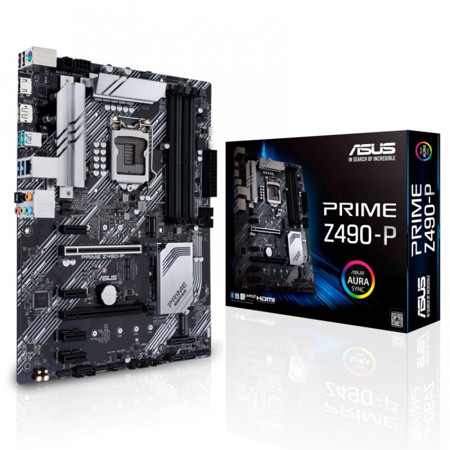 Picture of ASUS Prime Z490-P