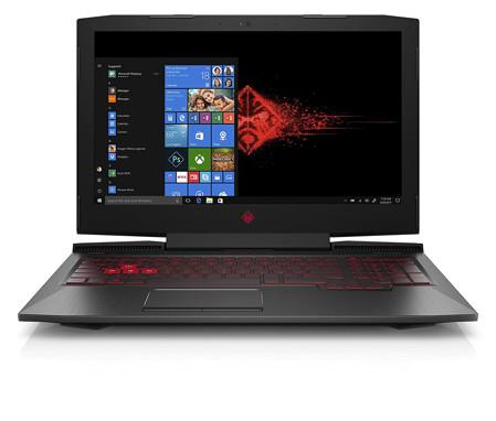 Picture of HP OMEN CORE I7 GTX1050TI
