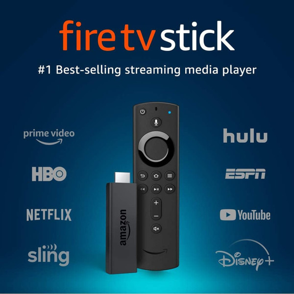 Picture of Fire TV Stick streaming media player