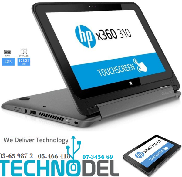 Picture of HP x360 310 G1 Convertible PC