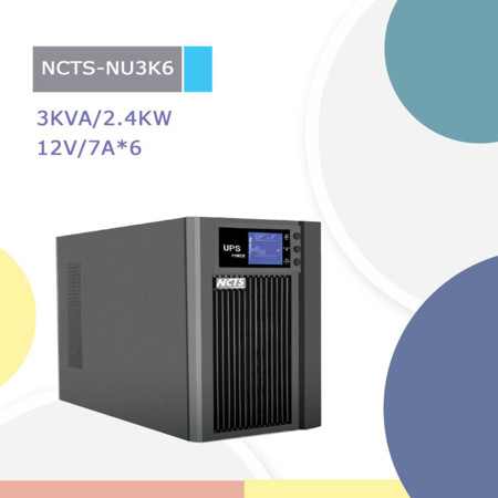 Picture of ONLINE UPS  3KVA