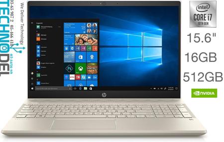 Picture of HP 15 CORE I7 NVIDIA MX250